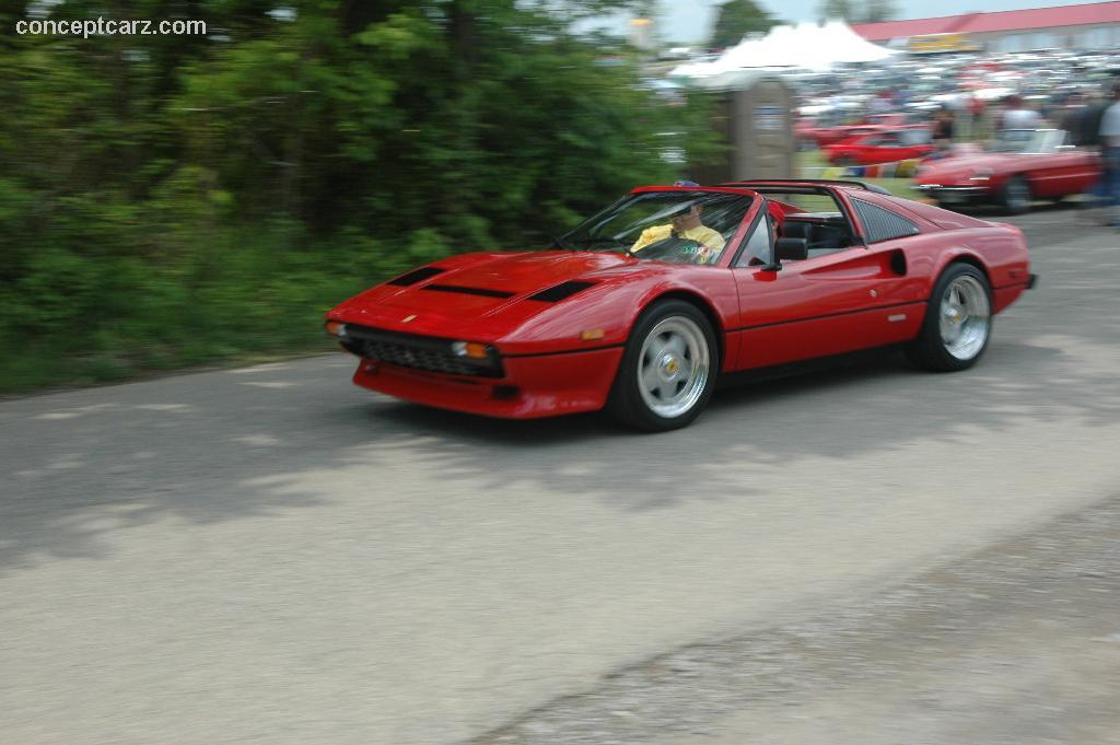 1985 ferrari 308 quattrovalvole. Black Bedroom Furniture Sets. Home Design Ideas