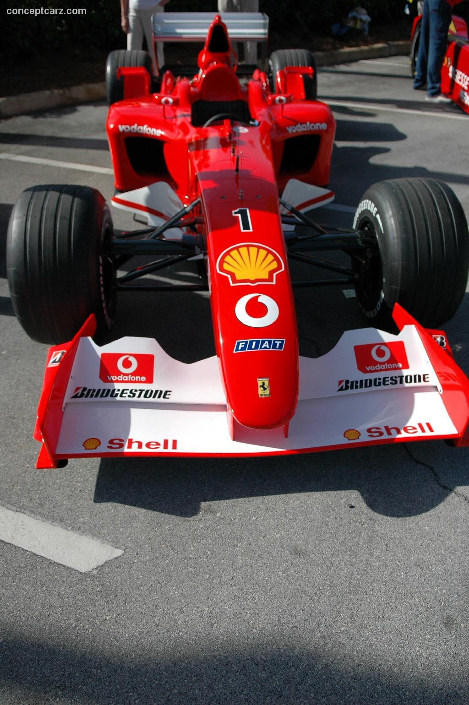 2003 ferrari f2003 ga