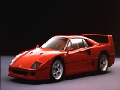 1987 Ferrari F40 pictures and wallpaper