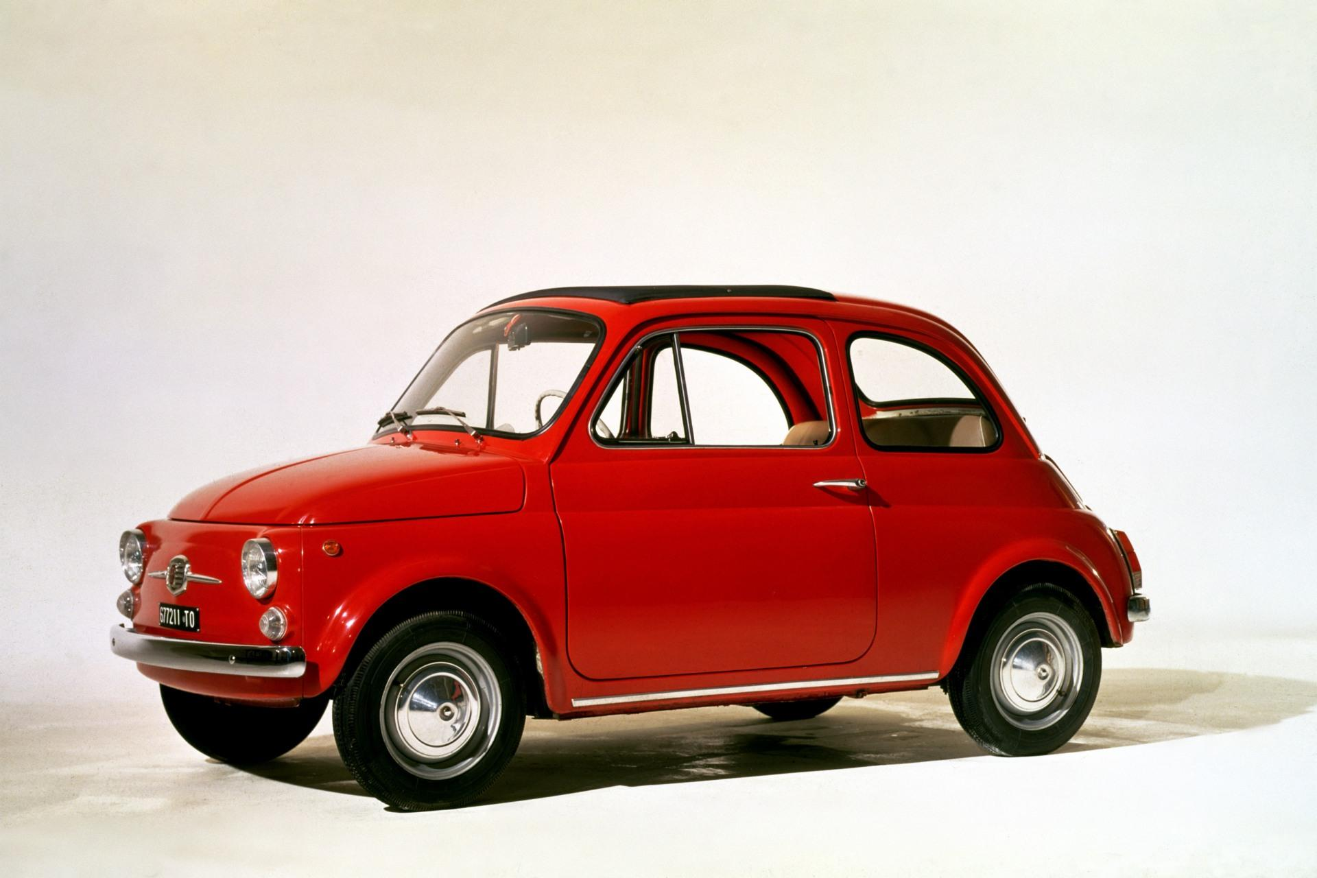 1958 fiat 500 pictures history value research news. Black Bedroom Furniture Sets. Home Design Ideas