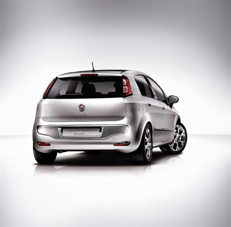 2010 Fiat Punto Evo Image