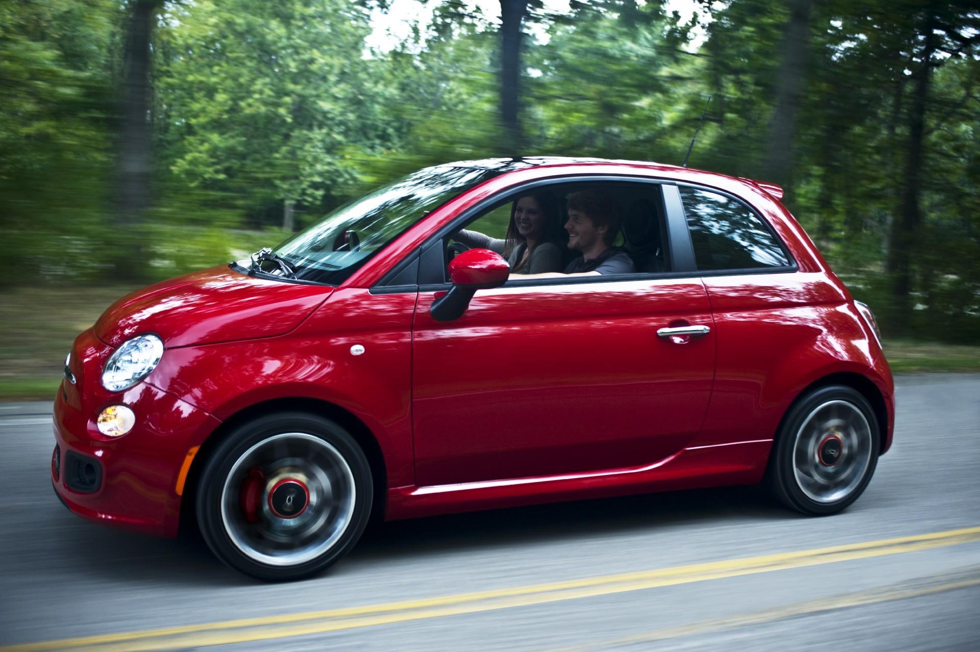 2011 Fiat 500 Image