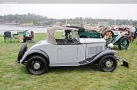 1933 Fiat Balilla