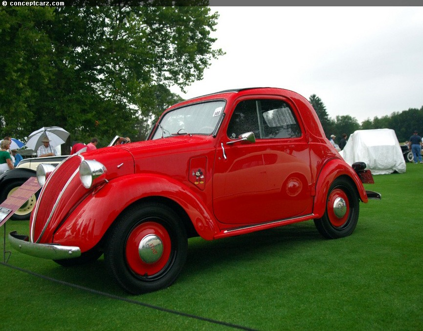 Fiat Topolino B Dv Mb