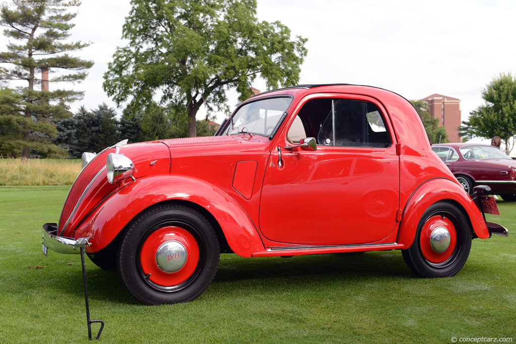 1948 fiat 500 topolino pictures history value research news. Black Bedroom Furniture Sets. Home Design Ideas