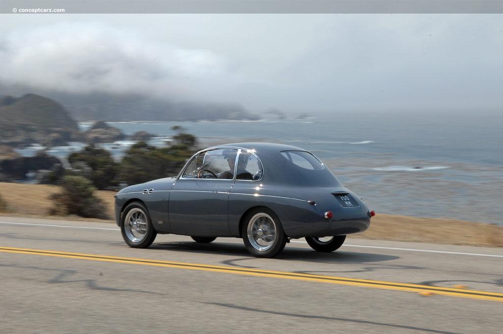 1949 Fiat 750 MM Topolino Image