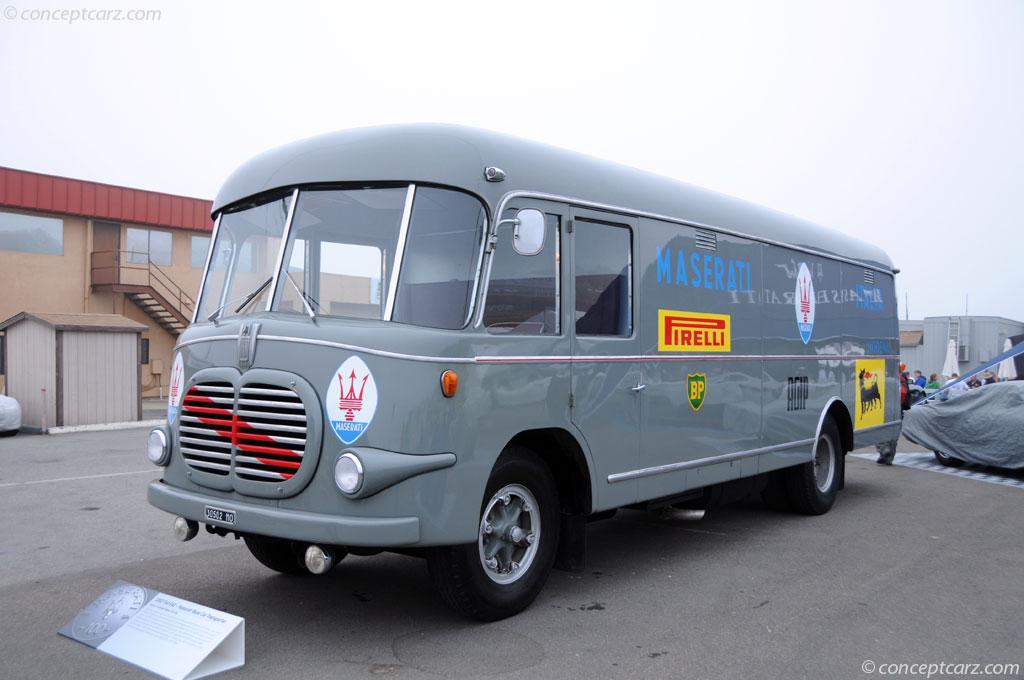 1952 fiat 642 transporter. Black Bedroom Furniture Sets. Home Design Ideas