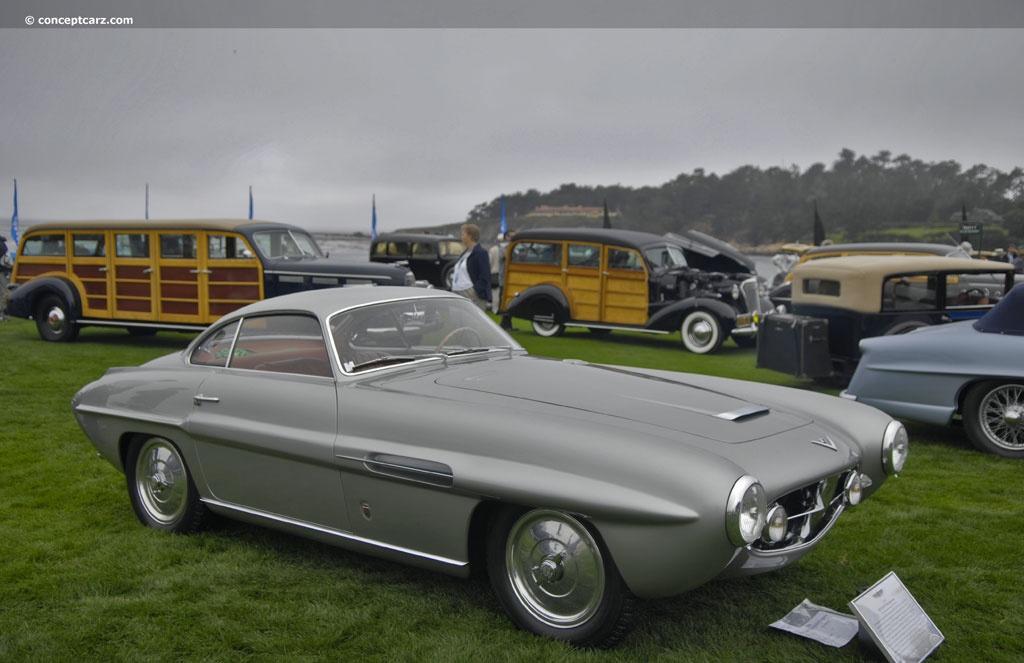 1953 Fiat 8v Conceptcarz Com