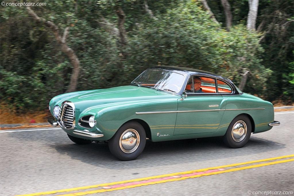 1953 Fiat 1100 Image