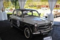 1956 Fiat 1100 TV image.