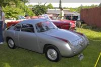 1956 Abarth 750GT image.