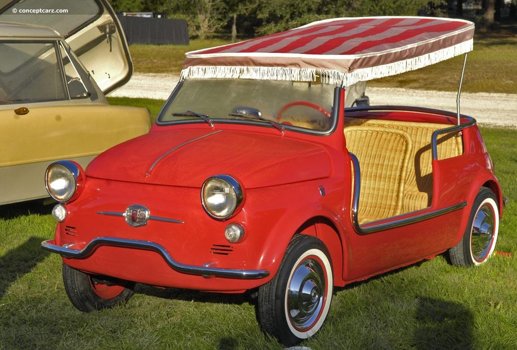 1958 Fiat Jolly 500 Image