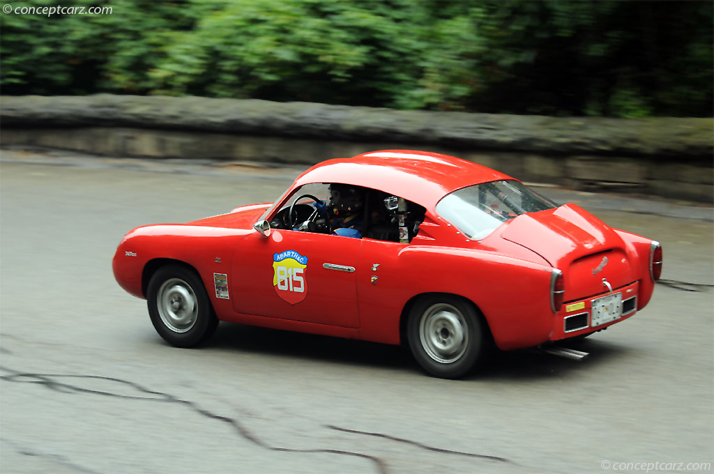 1959 Abarth 750 Gt Zagato News Pictures Specifications