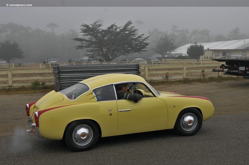 1959 Abarth 750 Gt Zagato Record Monza Conceptcarz