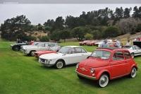 1960 Fiat 500 image.
