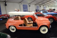 1960 Fiat Jolly 600 image.