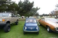 1966 Fiat 500 image.