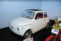 1967 Fiat 500 image.