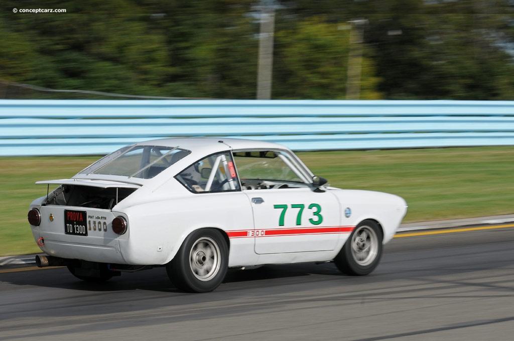 1967 Abarth 1300 Conceptcarz Com