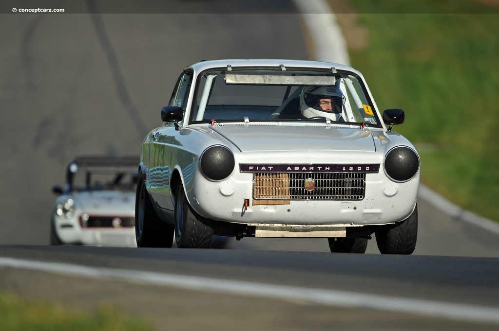 1967 Abarth 1300 At The Watkins Glen U S Vintage Grand Prix