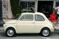 1968 Fiat 500 image.