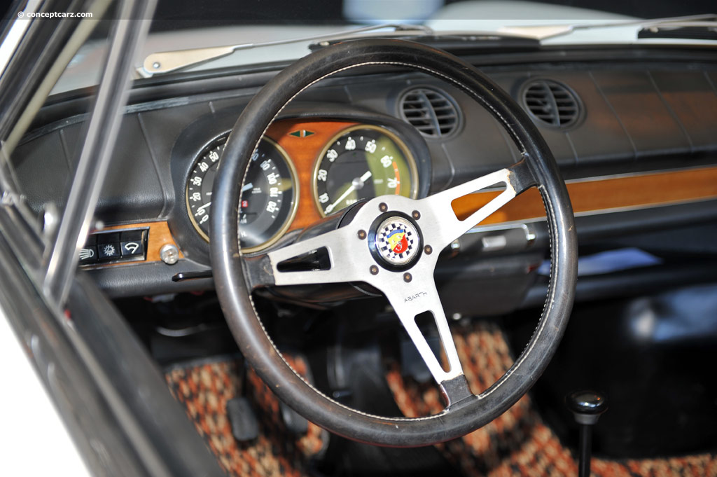 Auction Results And Data For 1968 Abarth 1300