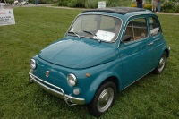 1969 Fiat 500 image.