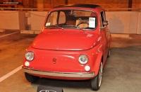 1970 Fiat 500 image.
