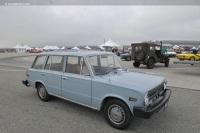 1974 Fiat 124 image.
