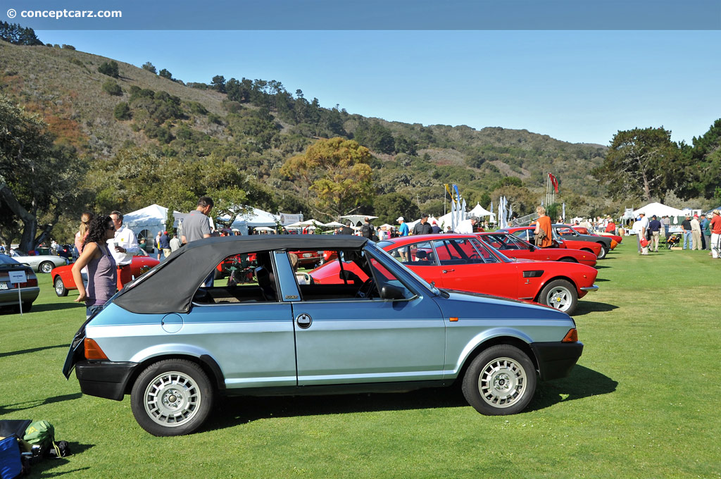 1984 Fiat Ritmo | Conceptcarz.com