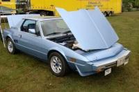 1986 Fiat X 1/9 image.