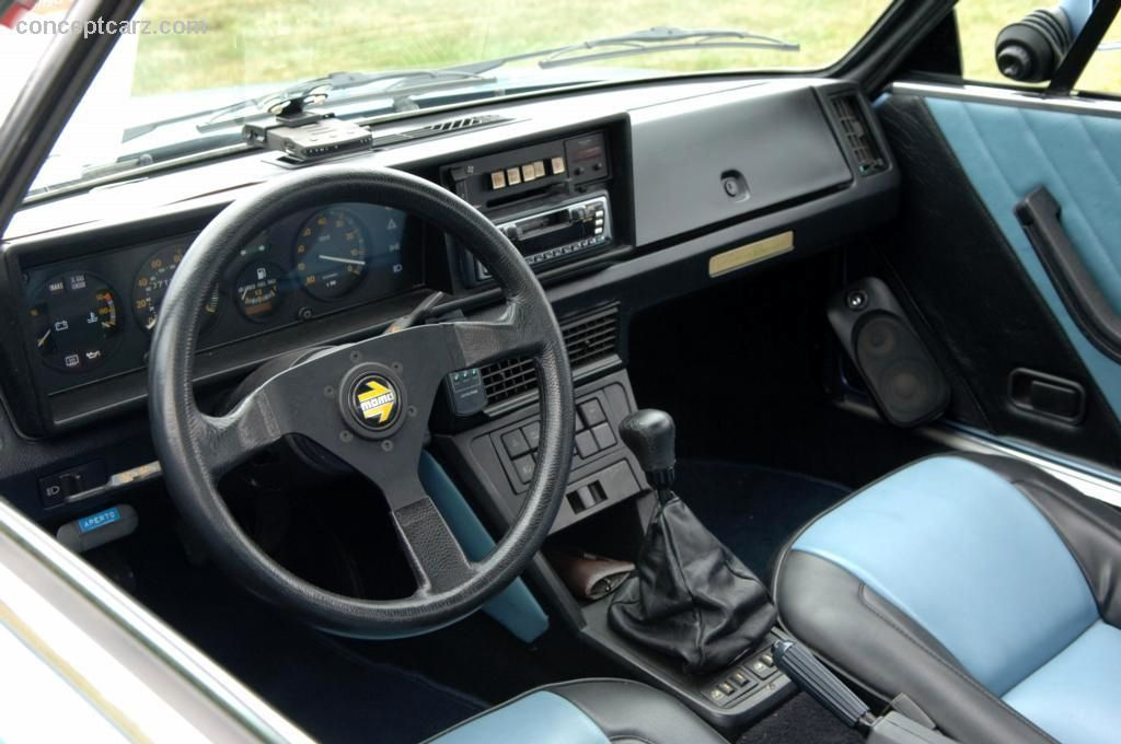 1986 Fiat X 1/9 Images. Photo: 86_Bertone_X19_DV-06-Belle_i06.jpg