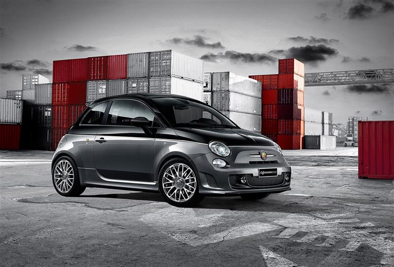 2015 Fiat 500 Bi-Colore Edition pictures and wallpaper