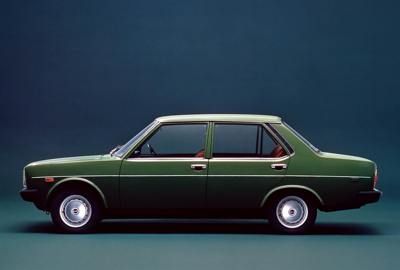 1974 Fiat 131 Image