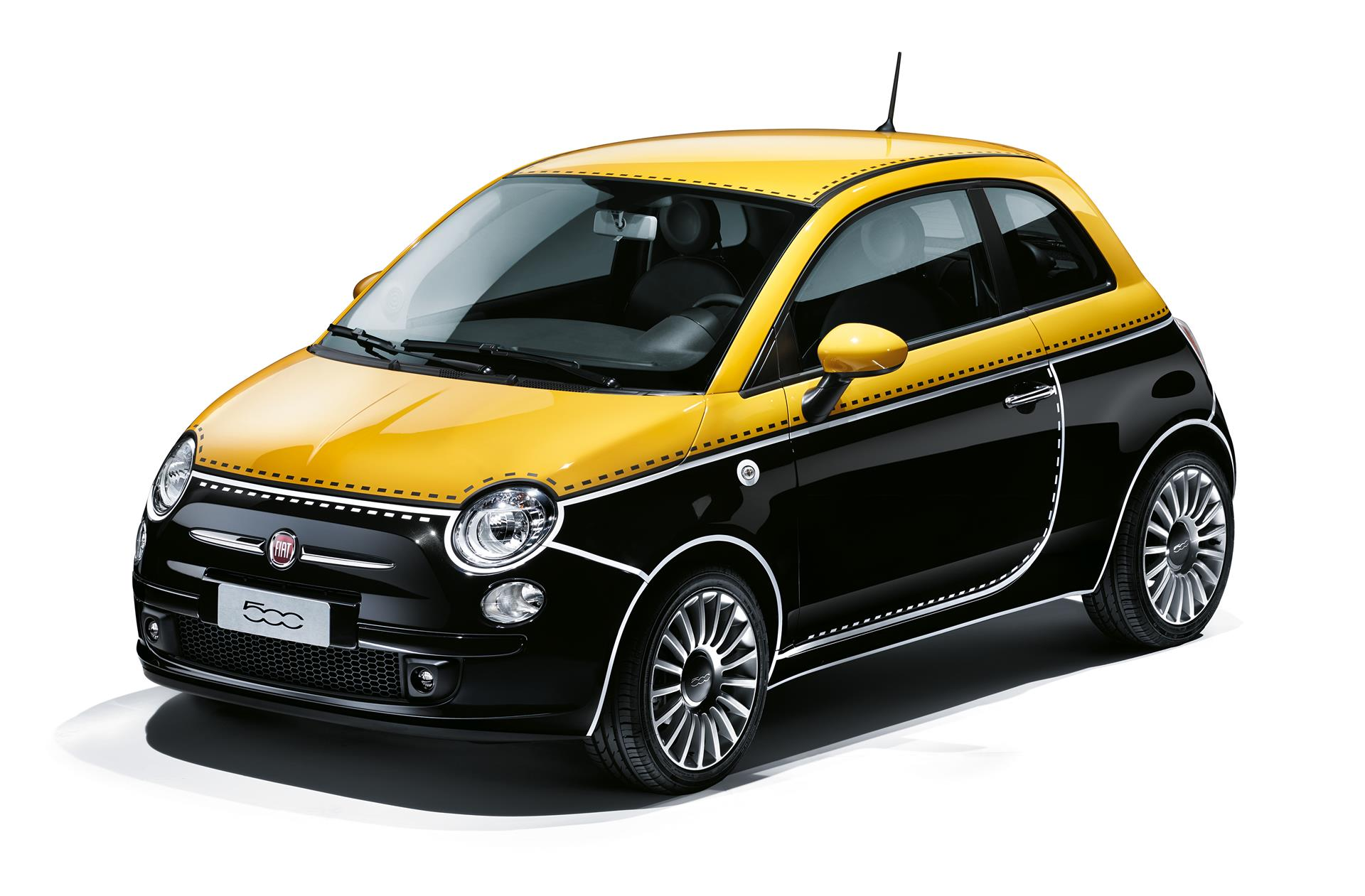 2015 fiat 500 couture technical specifications and data. Black Bedroom Furniture Sets. Home Design Ideas