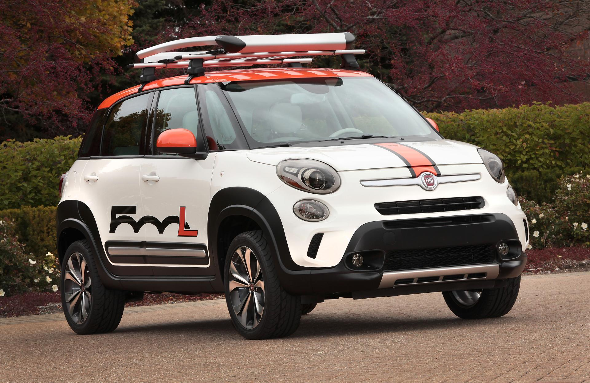 2014 fiat 500l adventurer. Black Bedroom Furniture Sets. Home Design Ideas