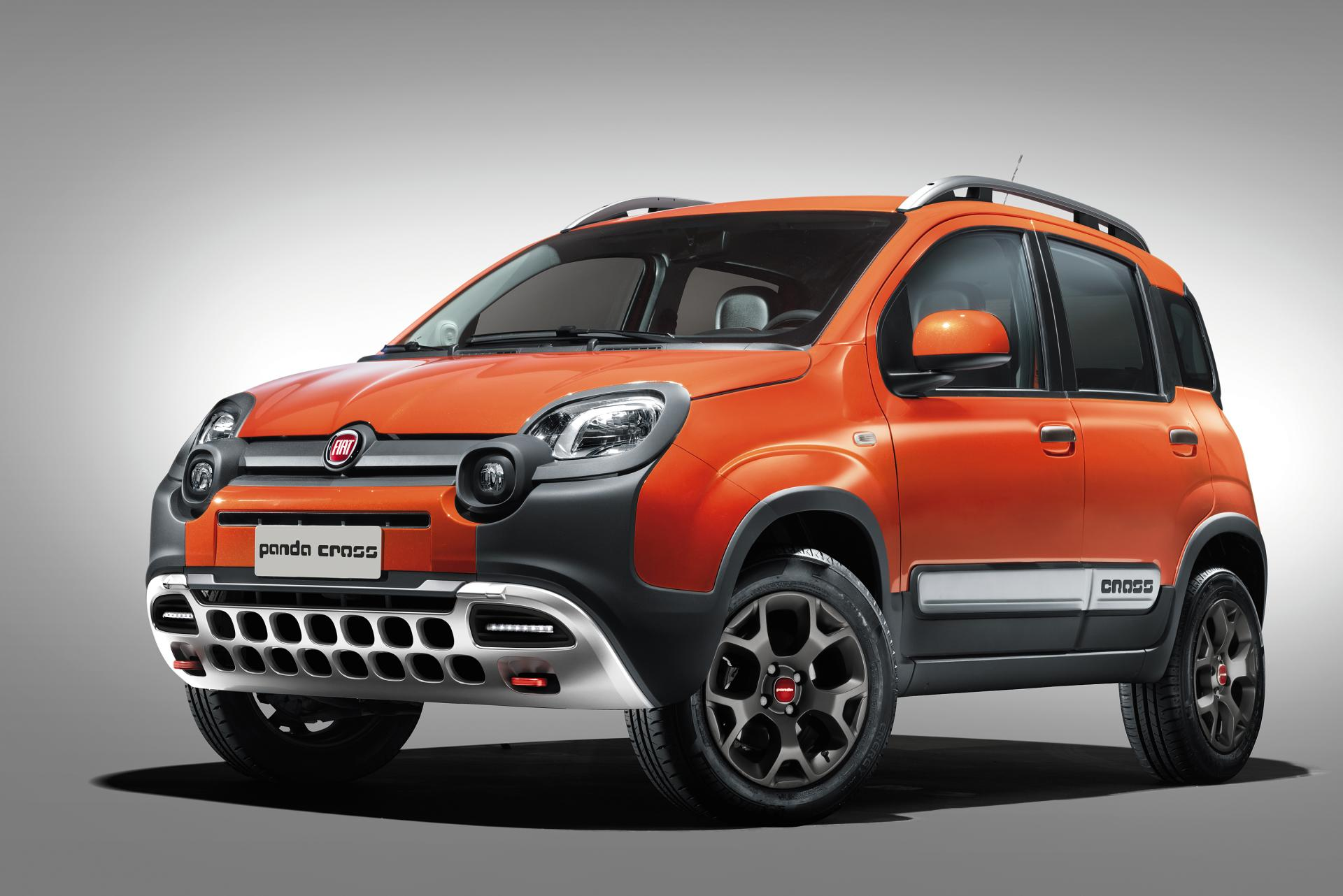 2014 fiat panda cross technical specifications and data. Black Bedroom Furniture Sets. Home Design Ideas