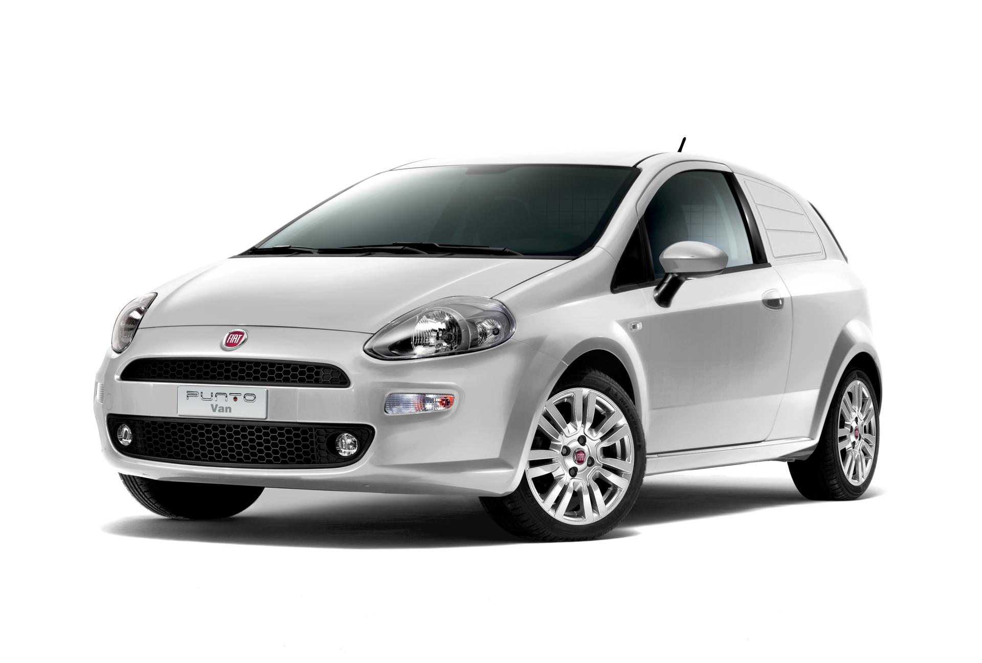 2012 fiat punto van. Black Bedroom Furniture Sets. Home Design Ideas