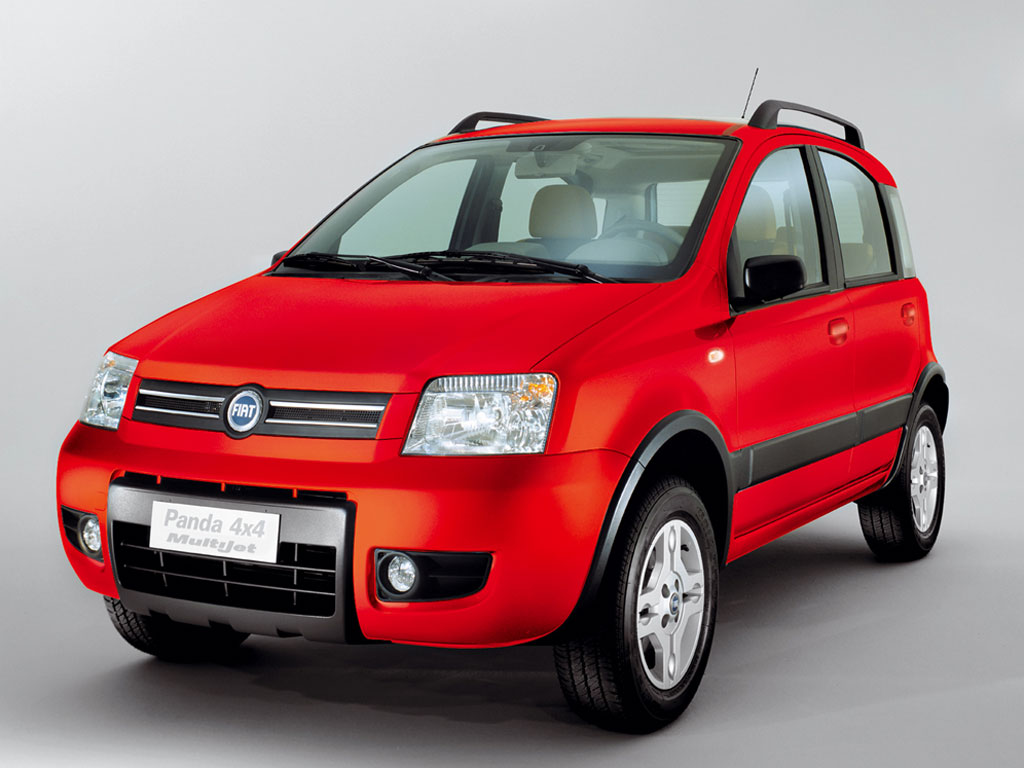 2006 fiat panda 4x4 multijet pictures history value research news. Black Bedroom Furniture Sets. Home Design Ideas