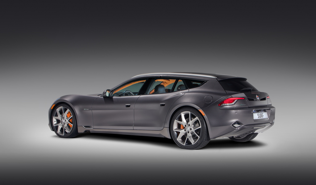 Luxury Vehicle: 2012 Fisker Surf Pictures, News, Research, Pricing
