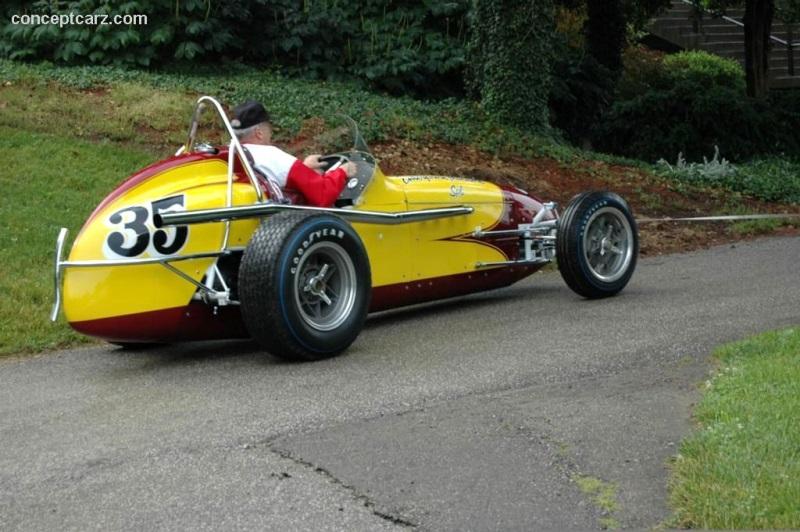 1964 Flynn Usac Champ Dirt Car Image