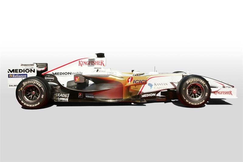 2008 Force India VJM01 thumbnail image