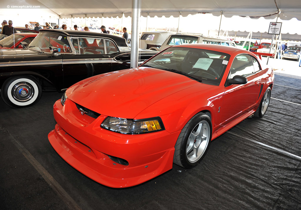 2000 Ford Mustang Cobra