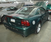 2000 Ford Saleen Mustang S281