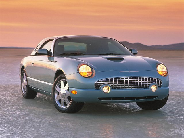 2002 ford thunderbird technical specifications and data engine dimensions a. Cars Review. Best American Auto & Cars Review