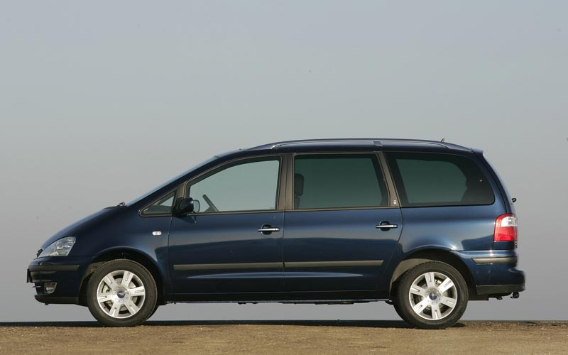 2005 Ford Galaxy Image
