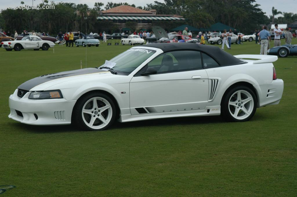 Saleen S7 Price >> 2005 Saleen Mustang 281 at the Palm Beach International Concours d'Elegance