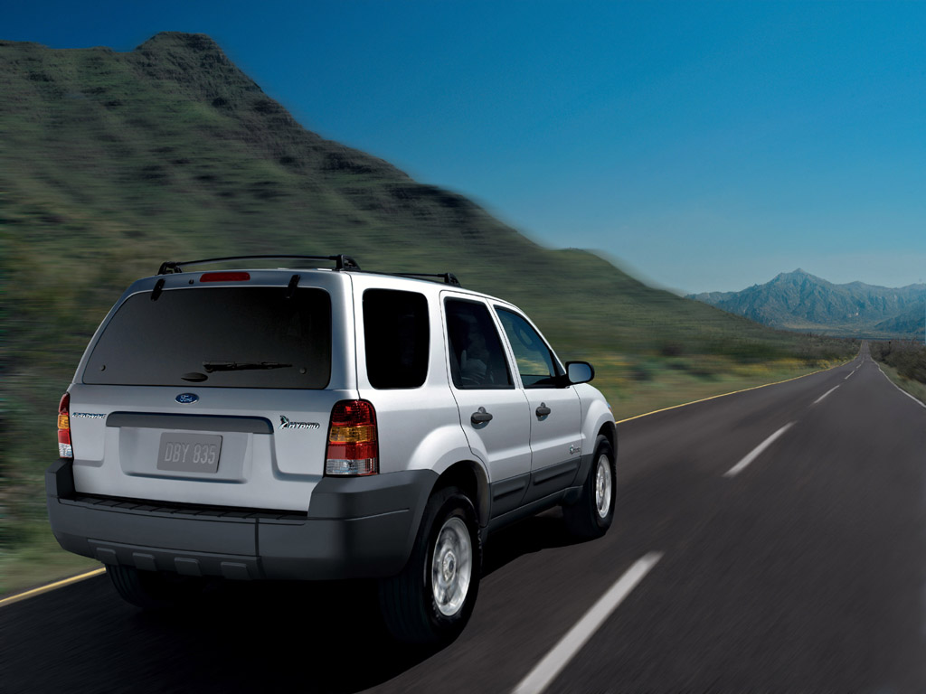 2006 Ford Escape Hybrid Image