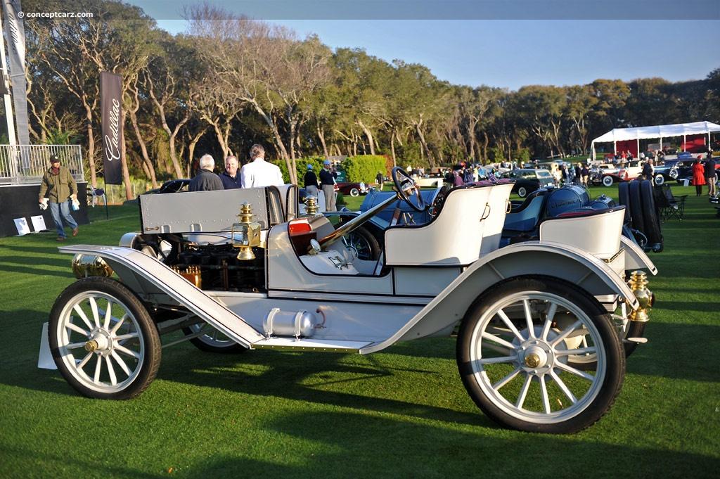 1908 Ford Model K Image