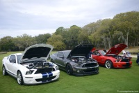 2008 Shelby Mustang GT500 image.